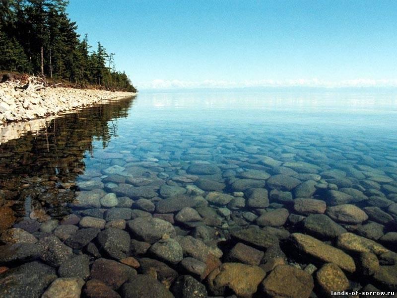 Озеро байкал является одним